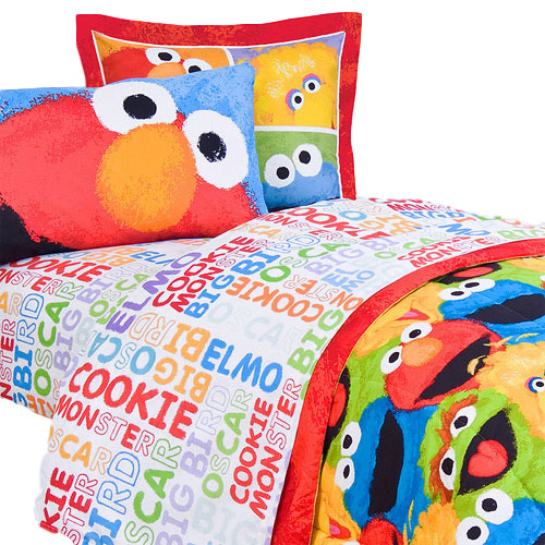Elmo Sheets Crib Elmo Twin Bedding Sheet