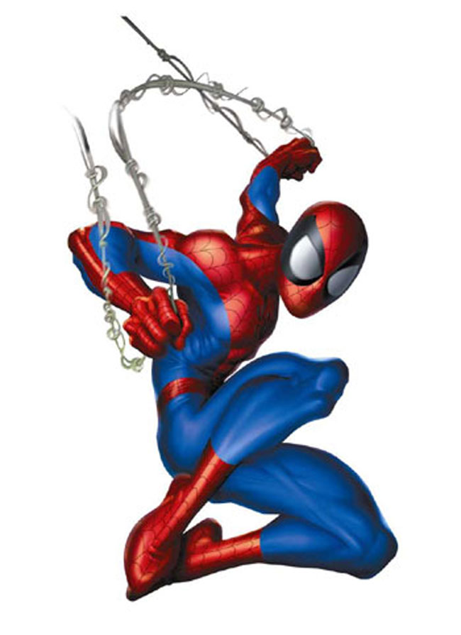 Marvel Comics Amazing Spider-Man Accent - Superhero Prepasted Wall Mural BZ9120M