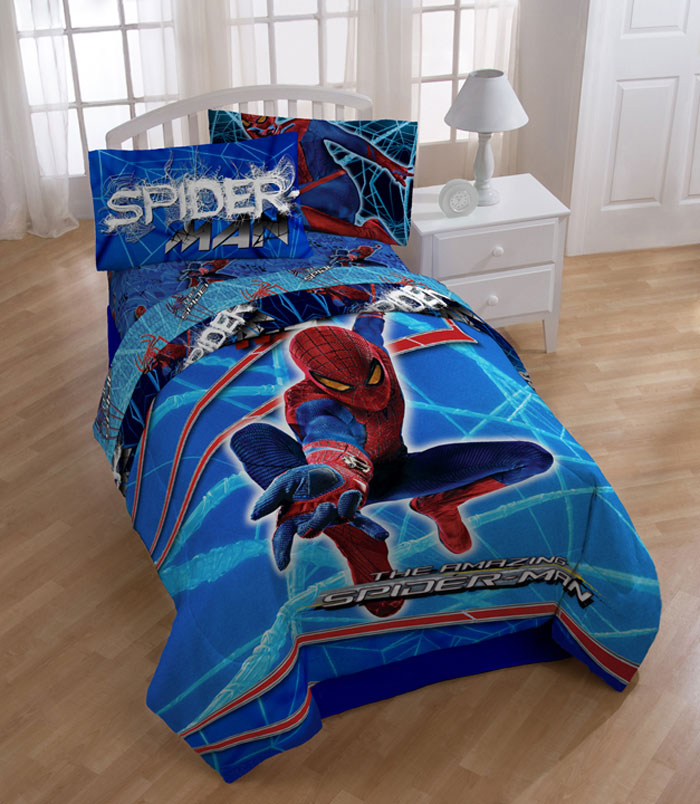 Marvel Amazing Spider-Man Bedding