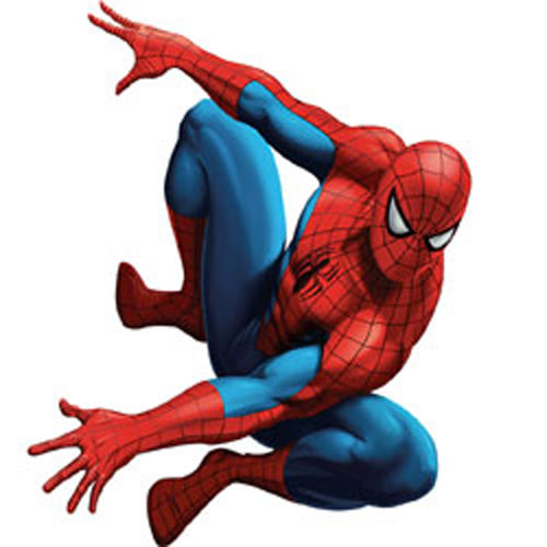 Spiderman - Fat Head Wall Stickers