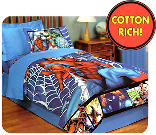 Spider-Man Twin Comforter