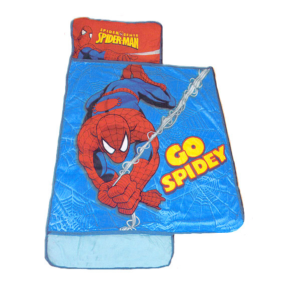 Marvel Go Spidey Toddler Nap Mat
