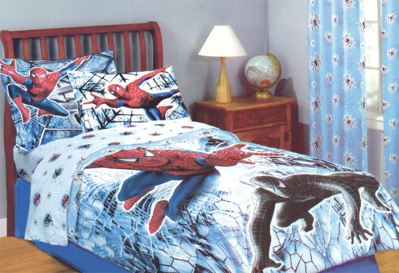 Spiderman Venom Full Sheet Set