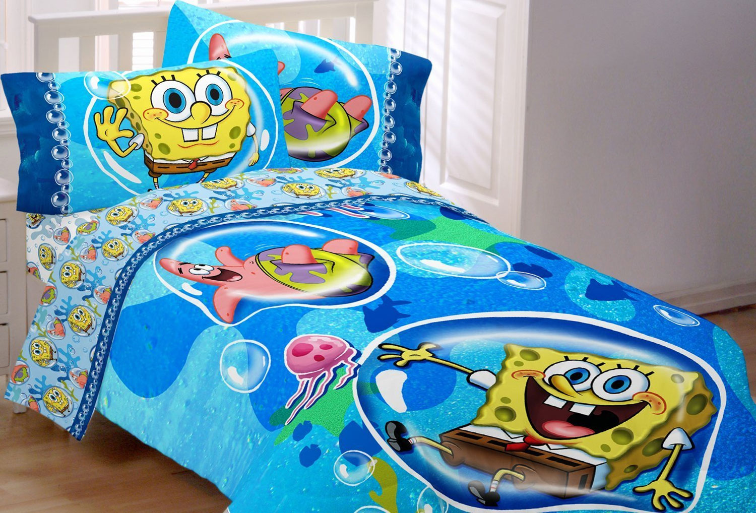 Spongebob Squarepants Bedding Set