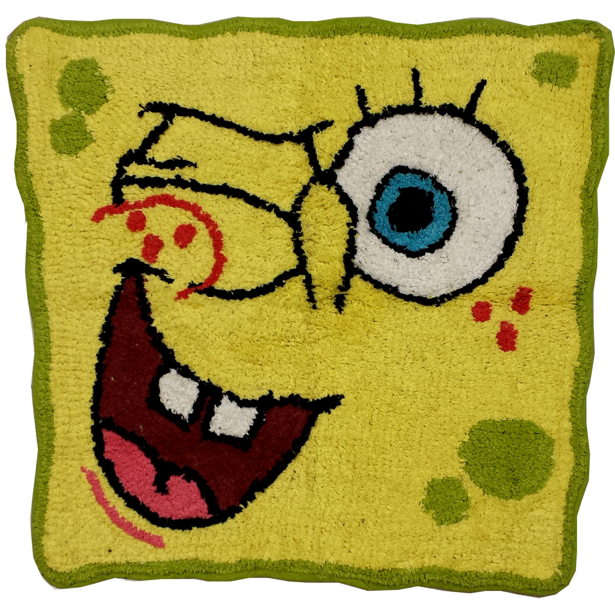 Viacom International Inc Spongebob Bathroom Rug Bubblin Around Bath Accessories at Sears.com