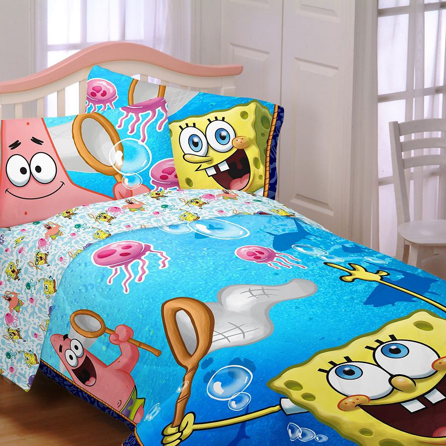 Spongebob and Patrick Full Sheet Set