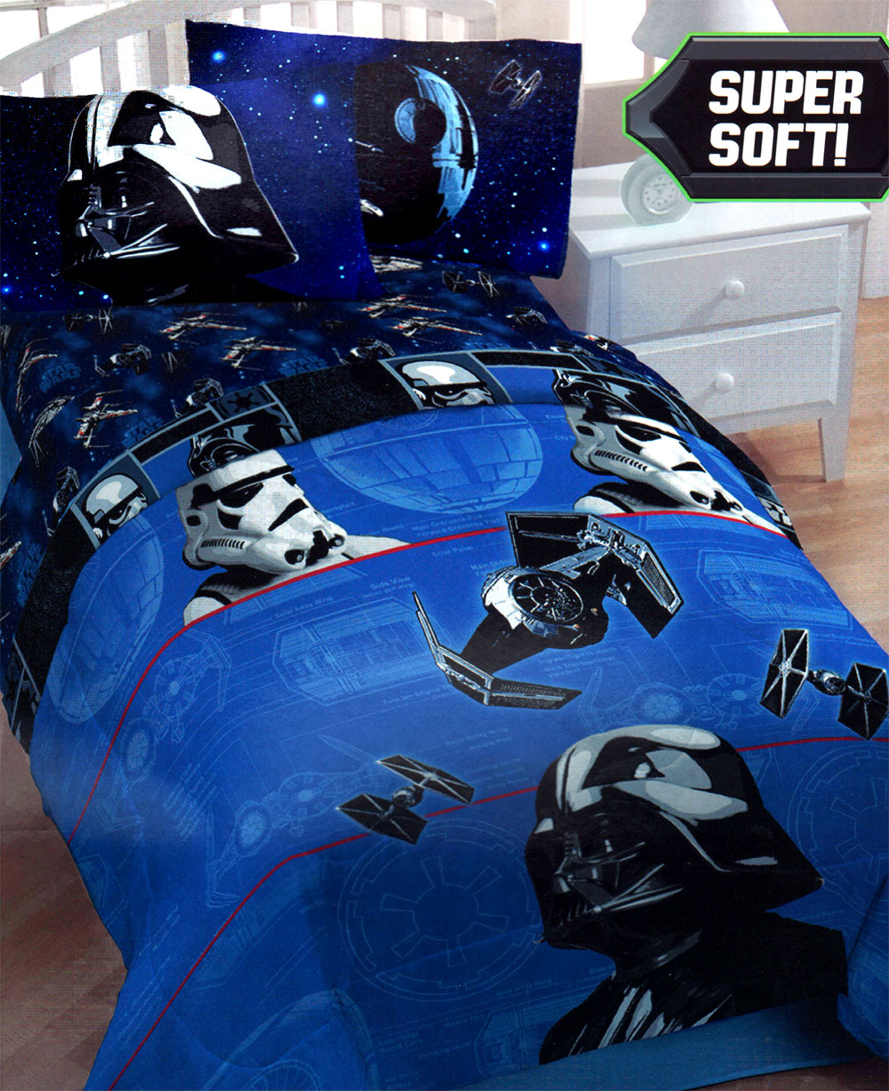 Star Wars Twin Comforter Sets With Sheets Pictures to Pin on ...