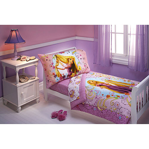 Disney Tangled Toddler Bedding Set