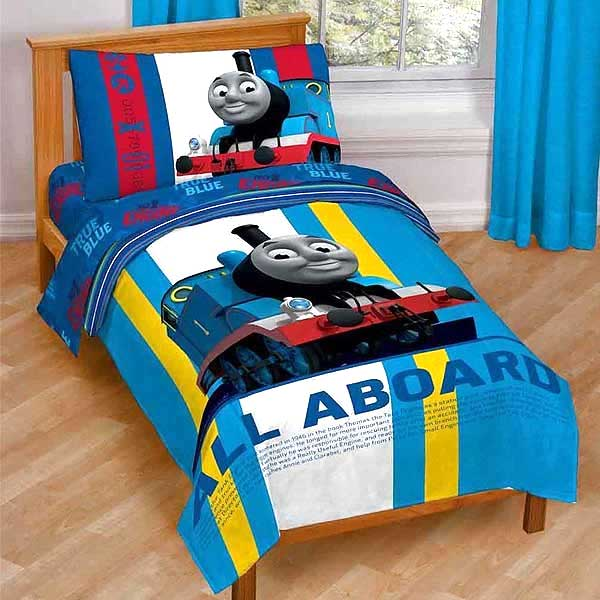 View Thomas The Train Bedding For Toddler Bed Images