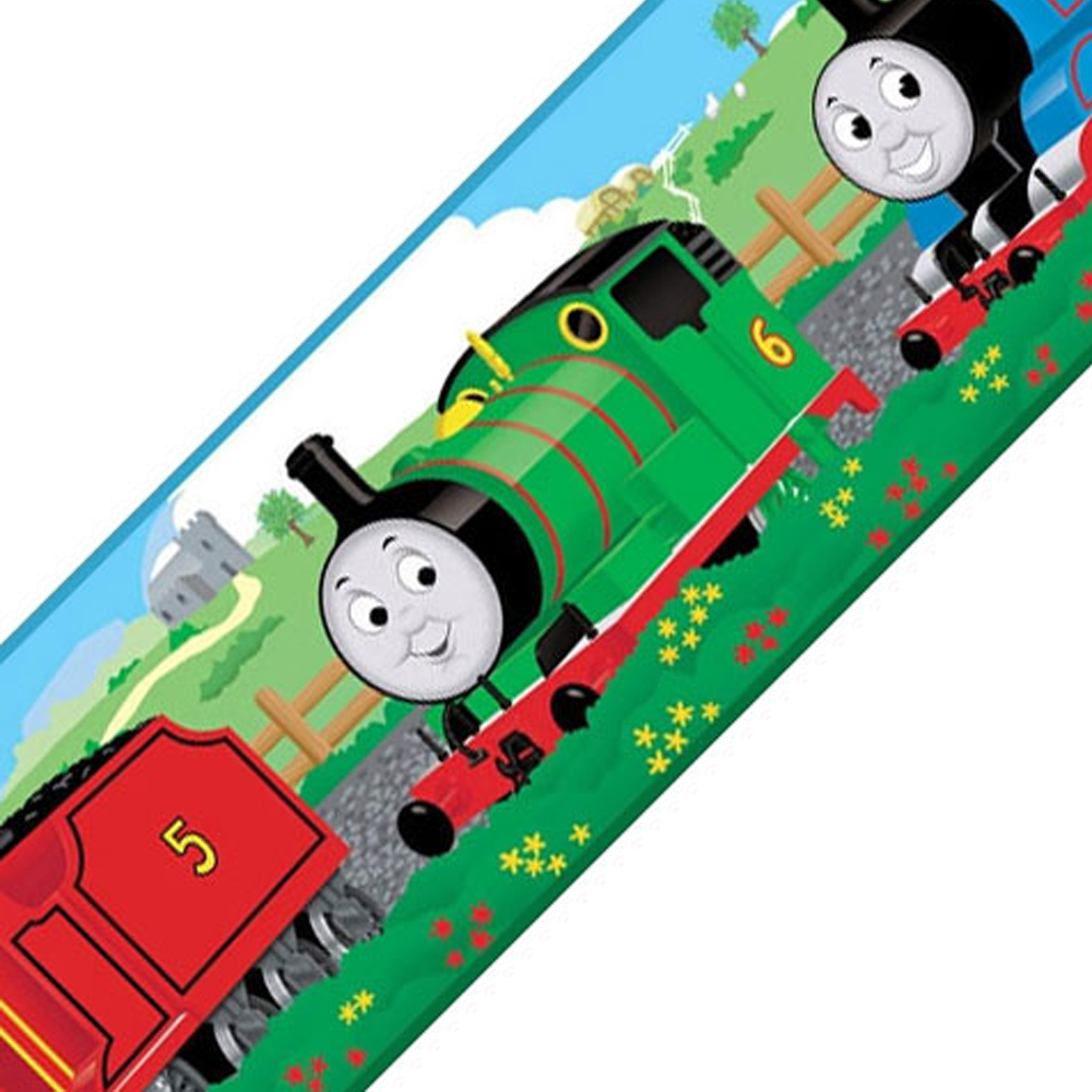Thomas the Train Peel and Stick Wall Border