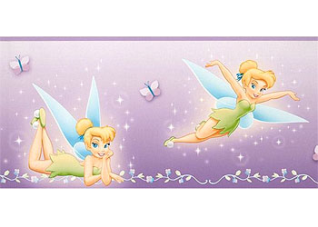 Disney Tinkerbell Wallpaper Border