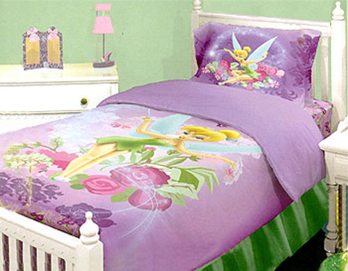 Girls Fairies Comforter Sheets