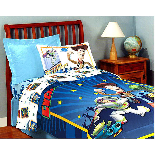 new toy story buzz lightyear twin single bed comforter