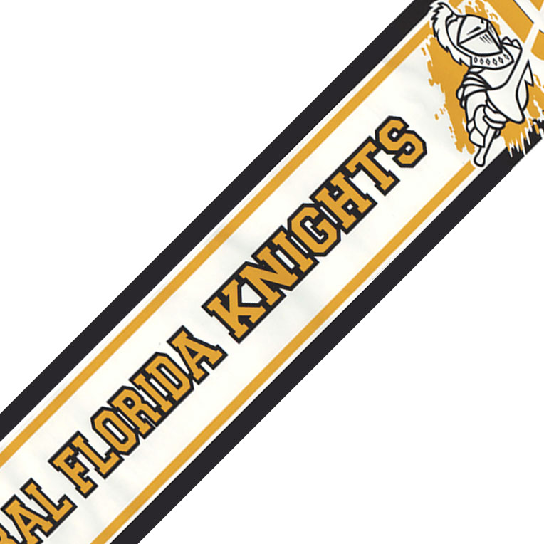 NCAA Central Florida Knights Prepasted Wallpaper Border at Sears.com