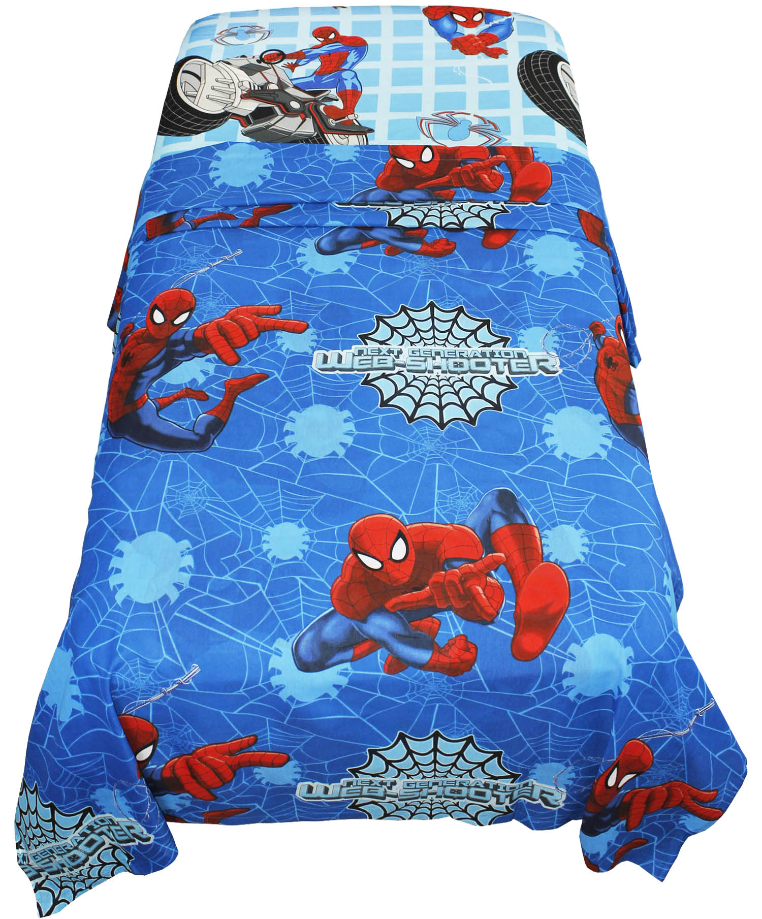 Ultimate Spider-Man Twin Sheets - 2pc Marvel Comics Bedding Accessories 20940