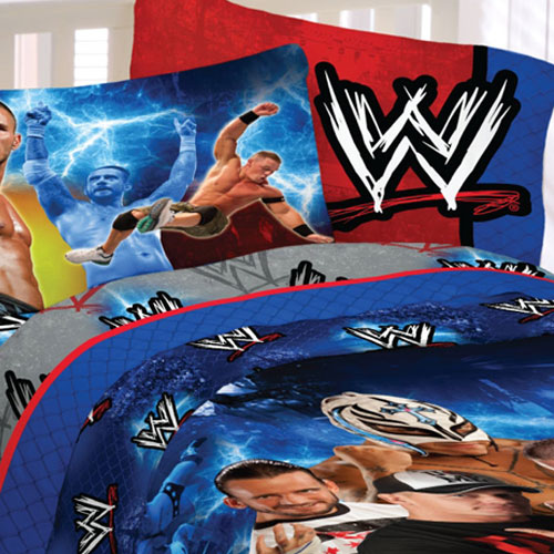 Wrestlingchamps sheets 500gjpg for Wwe bathroom set