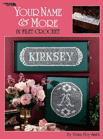 You can download almost 300 original filet crochet patterns from