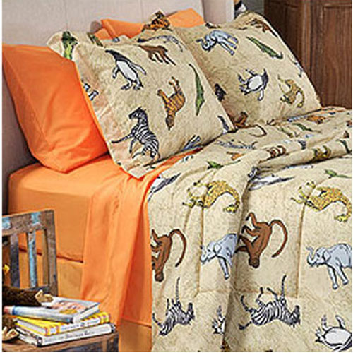Animals Bedding Set